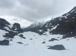 Chilkoot Pass ahead