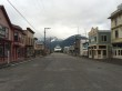 Mean streets of Skagway